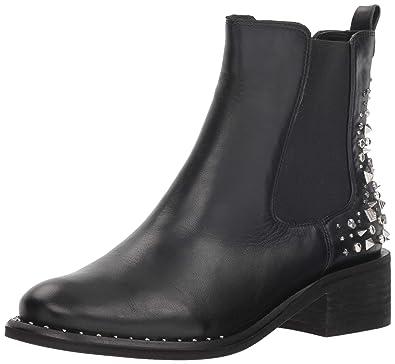 44196ca11b097 Sam Edelman Women s Dover Chelsea Boot Black Leather 5 M US