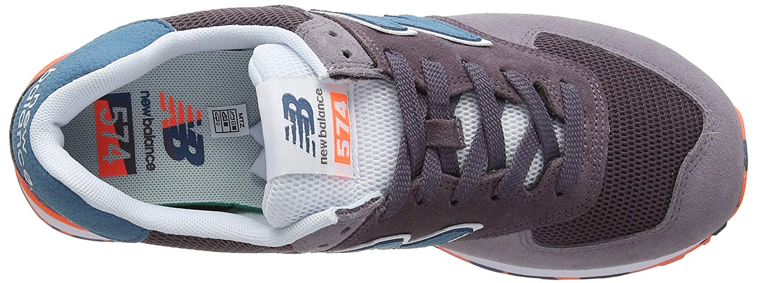 new balance 574 marbled street hombre