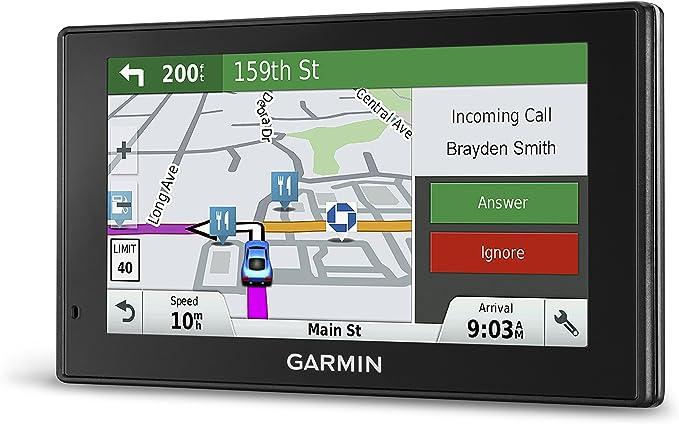 Garmin DriveSmart 60LMT North America GPS w// FREE Lifetime Map Updates