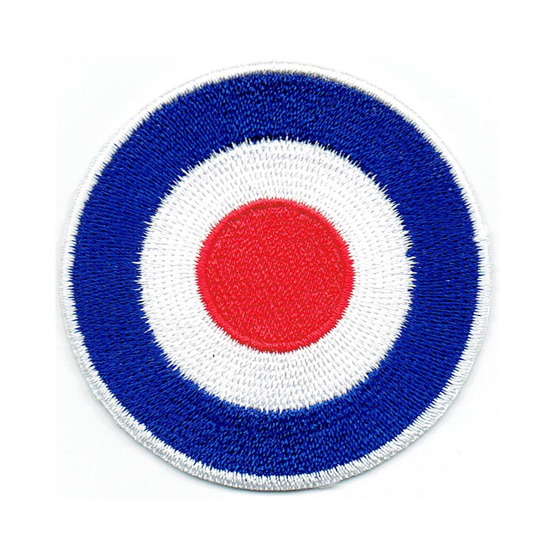 'Con Logo/Iron on Patch MOD ' RoxxTox/ Vespa