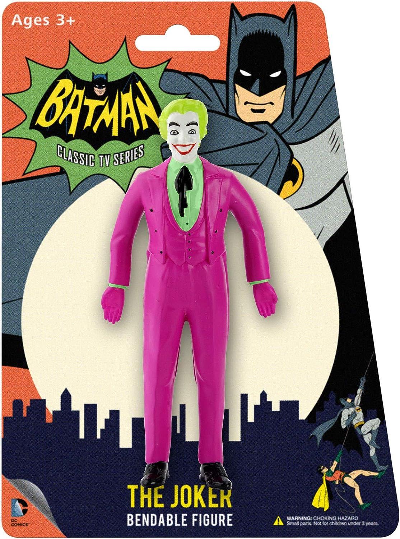 1966 Batman Classic TV Series Bendable Action Figure Box Set NJ Croce