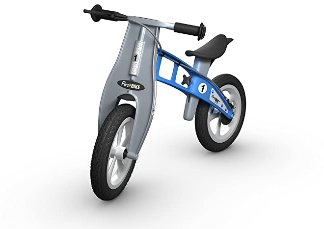 FirstBIKE Street Balance Bike, Light Blue