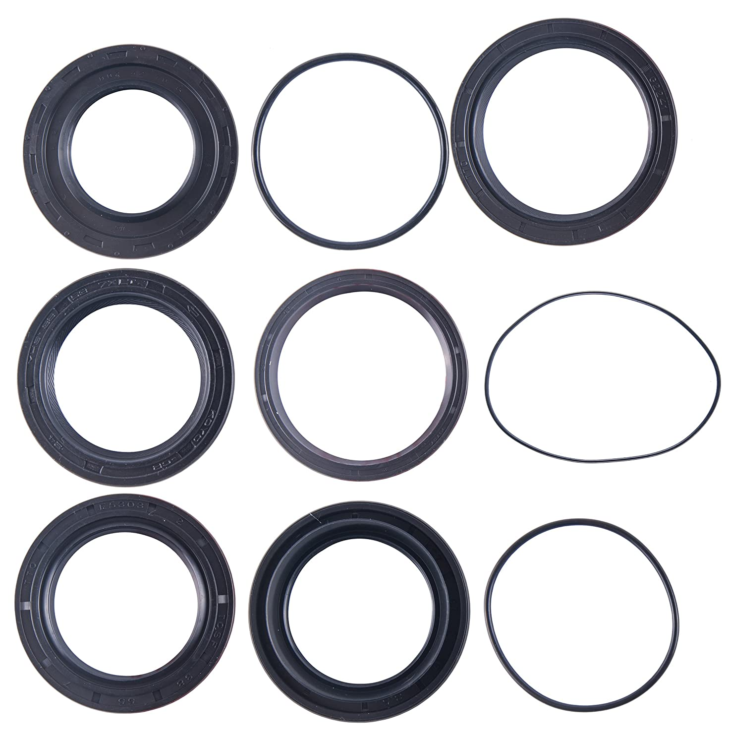 Yamaha rear differential seal kit 350 Wolverine 1995 1996 1997 1998 1999-2005 East Lake Axle