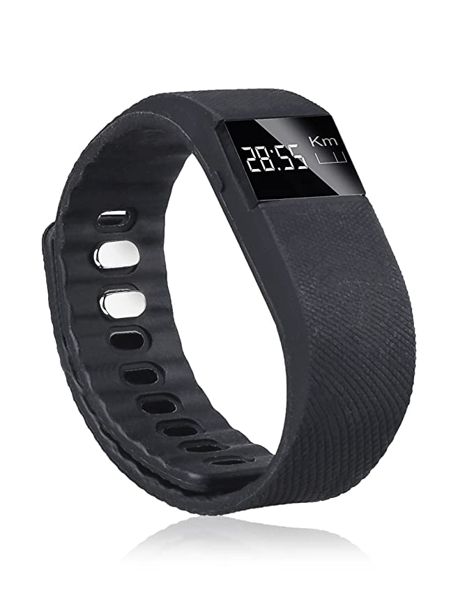 Imperii Electronics TE.03.0088.01 Smart Band, Unisex-Adulto, Negro ...