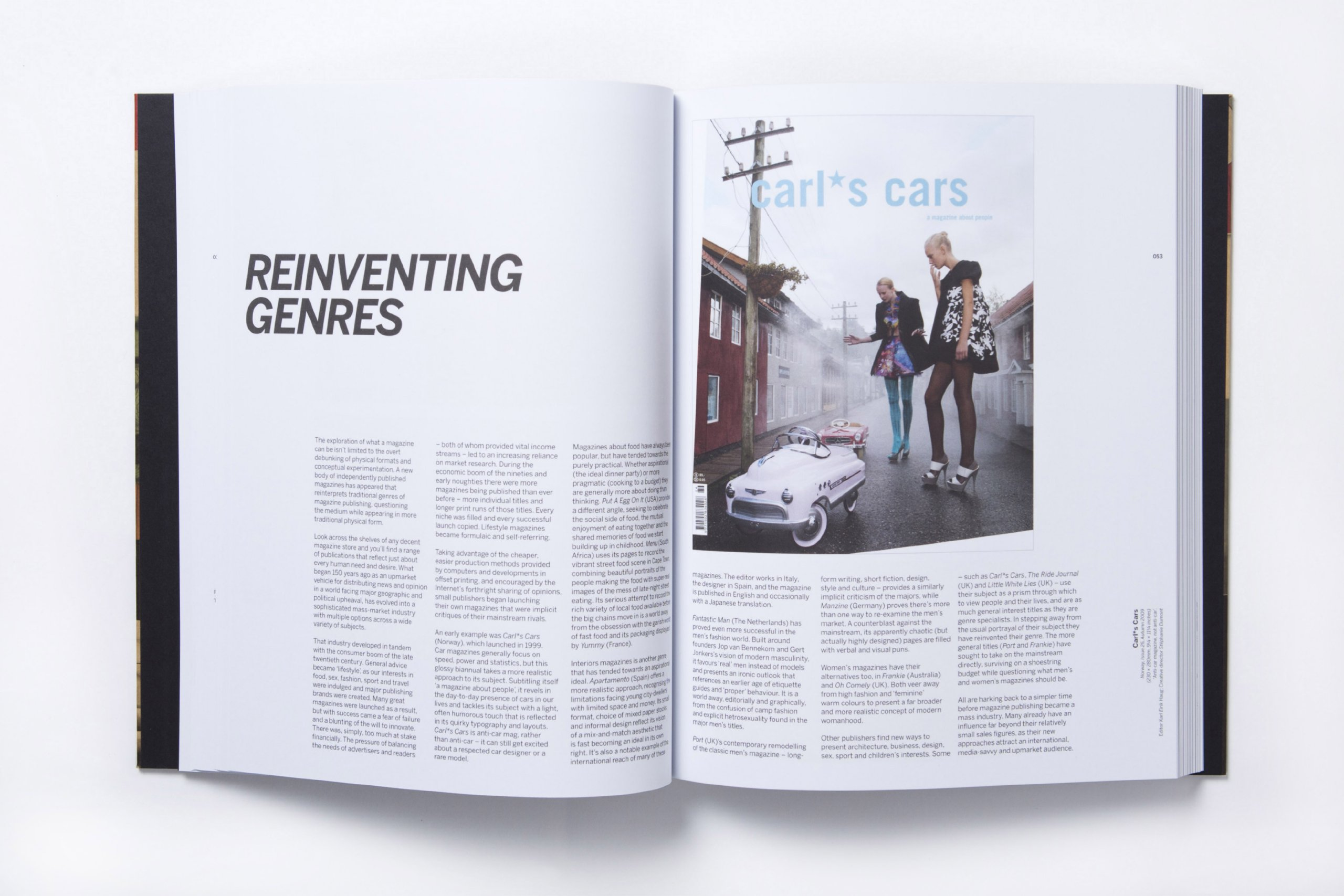 The Modern Magazine: Visual Journalism in the Digital Era: Jeremy ...