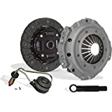 Clutch Kit And Slave Works With Pontiac Sunfire Chevy Cavalier Base LS RS SE Sedan Convertible