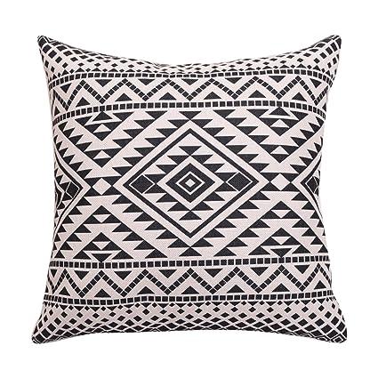 Amazon BreezyLife Aztec Throw Pillow Cover Navajo Decorative Stunning Aztec Decorative Pillows