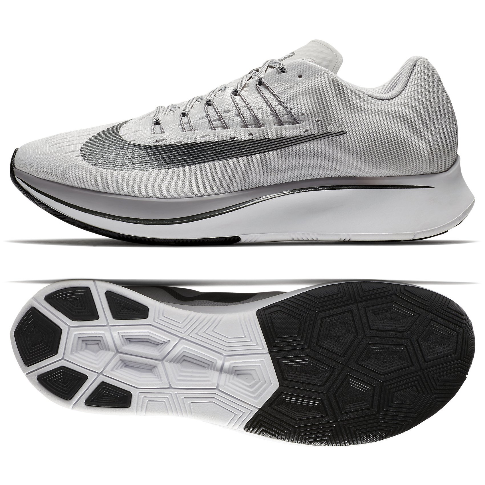 1fb44bbe77ce Galleon - Nike Zoom Fly 880848 002 Vast Grey Anthracite Men s Running Shoes  (10)