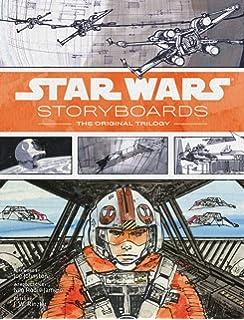 Star wars the blueprints j w rinzler 8601400394311 amazon star wars storyboards the original trilogy malvernweather Image collections