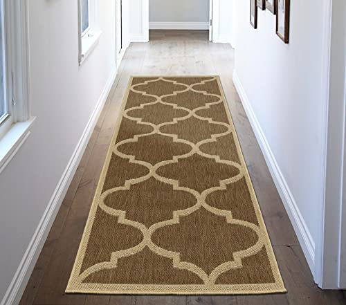 Ottomanson Jardin Collection Area Rug