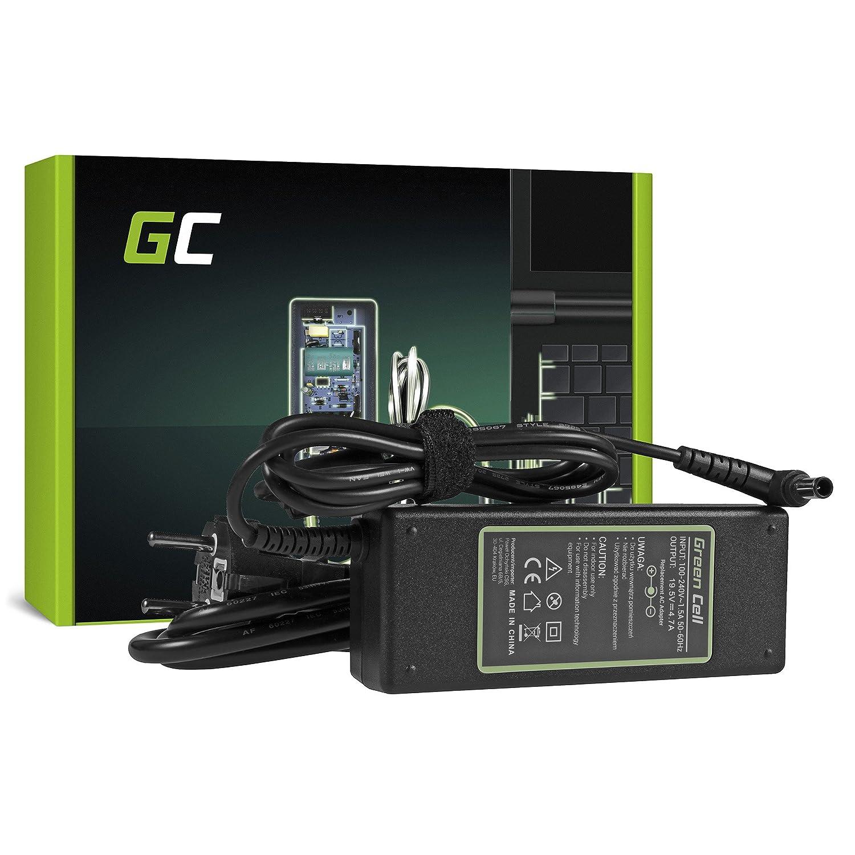 Green Cell® Cargador para Ordenador Portátil Sony Vaio PCG-31311M PCG-61211M PCG-71211M PCG-71212M PCG-71811M PCG-71911M SVF152A29M Fit 14 14E 15 15E ...