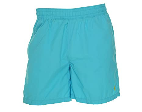 313af2ff70 Image Unavailable. Image not available for. Color: Polo Ralph Lauren Men's Swim  Shorts Hawaiian ...
