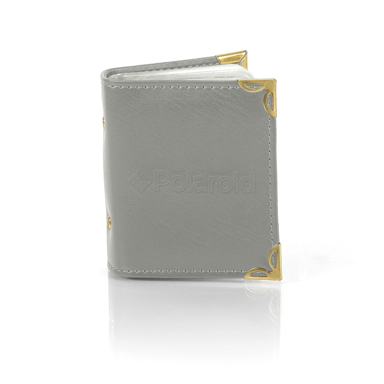 Polaroid - Album fotografico per carta zincata da 2x3 pollici (Snap, Zip, Z2300) - Nero PL2X3AB