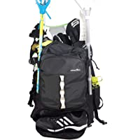 4ed48d7145 Athletico Lacrosse Bag - Extra Large Lacrosse Backpack - Holds All Lacrosse  or Field Hockey Equipment