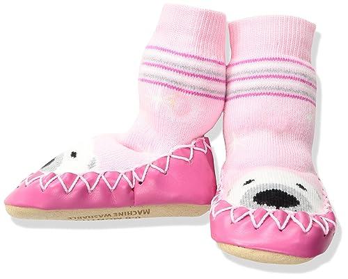 74085439b Konfetti by Nowali Beary Cute Moccasins - Pink-0-6 Months  Amazon.ca ...