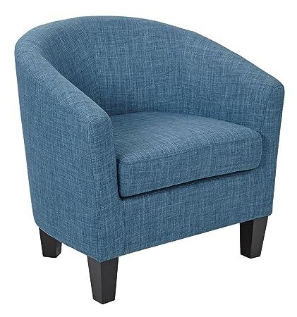 Wondrous Amazon Com Work Smart Ave Six Etn L37 Osp Ethan Tub Chair Machost Co Dining Chair Design Ideas Machostcouk