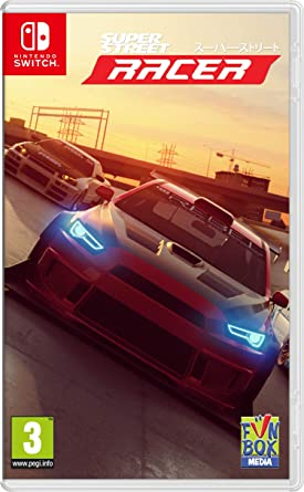 Super Street: The Game - Nintendo Switch [Importación inglesa]: Amazon.es: Videojuegos