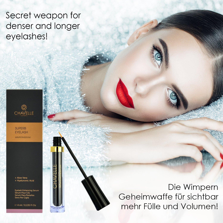 Chavelle Wimpernserum Superb Eyelash - Wimpernseren & Augenbrauenseren