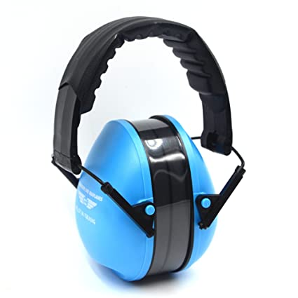 Cascos protectores de oídos con diadema acolchada, cómodos y ...
