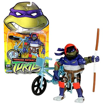 Amazon.com: PlayMates Año 2003 Teenage Mutant Ninja Turtles ...
