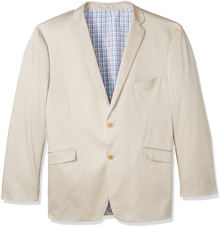 Mens Stretch Cotton Sport Coat Polo Assn U.S