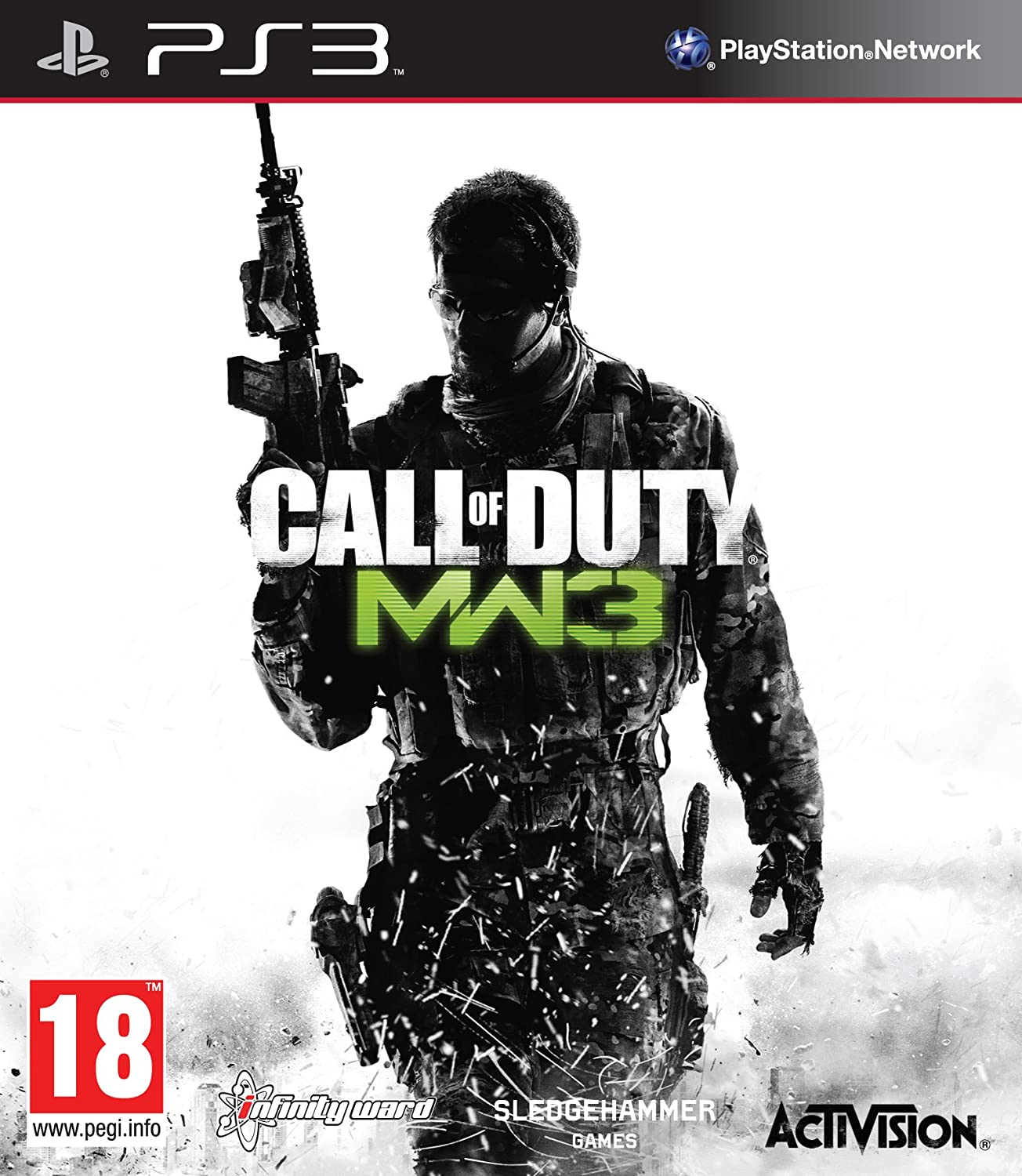 how to install call of duty warfare 3