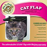 Ideal Pet Products Cat Flap Door with 4 Way
