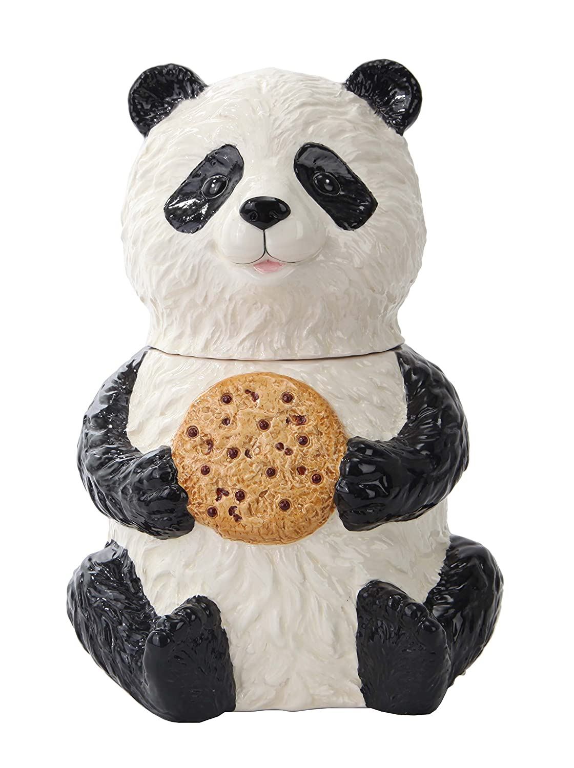 Amazoncom Pacific Trading Chinese Panda Cookie Jar Ceramic Cute