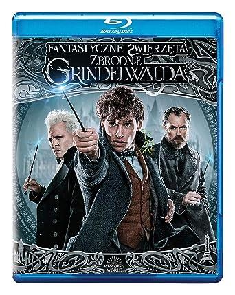 Fantastic Beasts: The Crimes of Grindelwald Blu-Ray Region Free ...