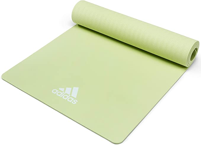 Amazon.com: Adidas - Esterilla de yoga: Sports & Outdoors