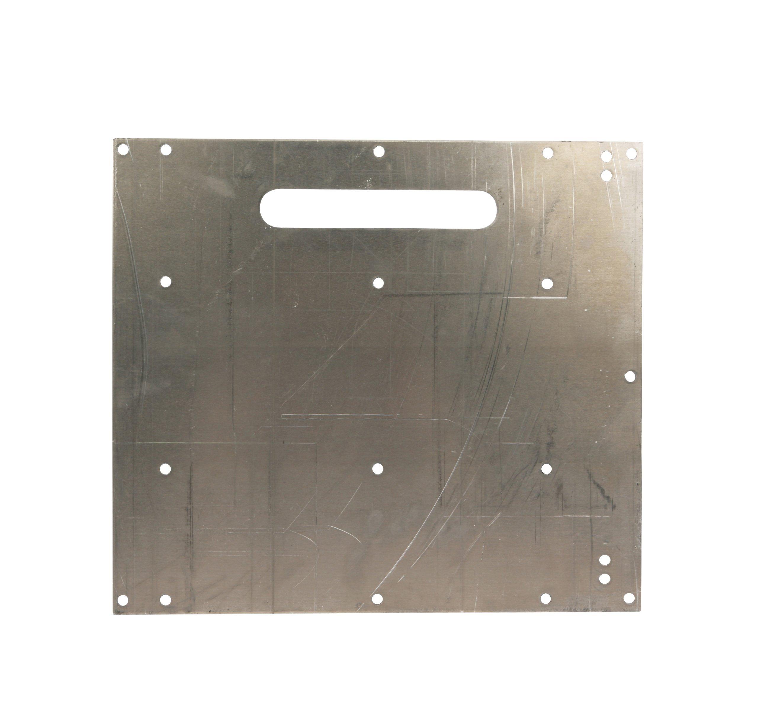 APW WYOTT 84139 (S) Aluminum Transfer Plate