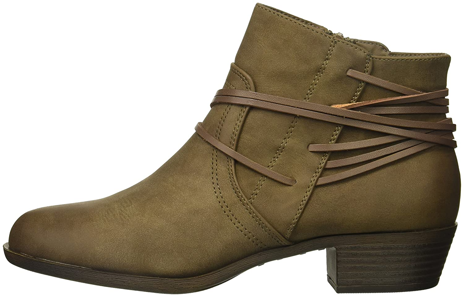 Madden Girl Women's Become B(M) Ankle Boot B073NXWCL5 6 B(M) Become US|Stone Paris 56ed7a