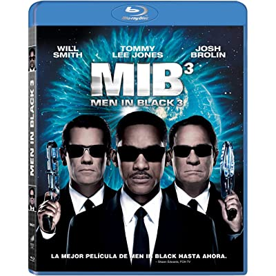 Men In Black 3 - Bd [Blu-ray]