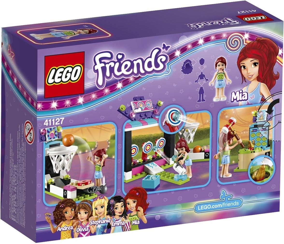 LEGO Friends - Parque de Atracciones, Juguete de Atracción de ...