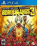 Borderlands 3 Super Deluxe Edition Playstation 4 (Renewed)
