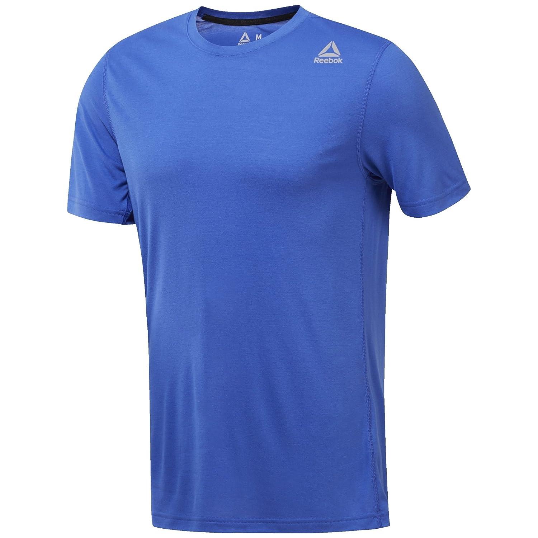 Reebok Wor Supremium 2.0 SL Camiseta, Hombre, Azul (acdblu), 2XL ...