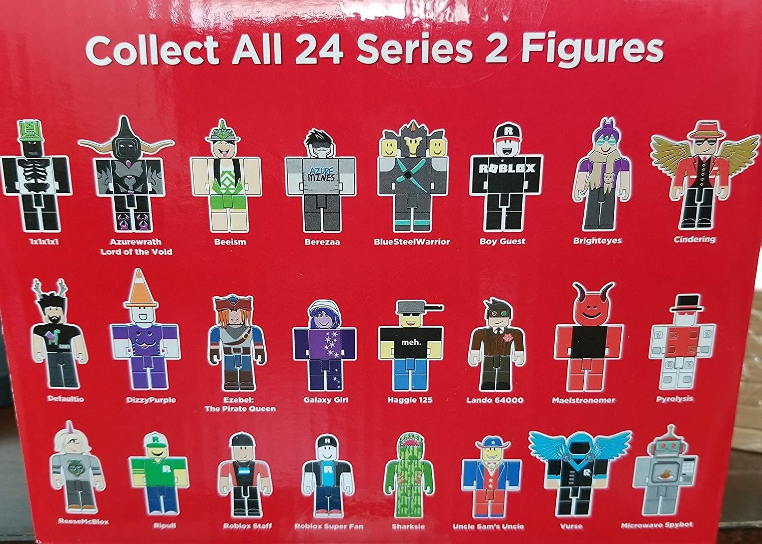 Azure Mine Roblox Codes Amazon Com Roblox Series 2 Pyrolysis Action Figure Mystery Box Virtual Item Code 2 5 Toys Games