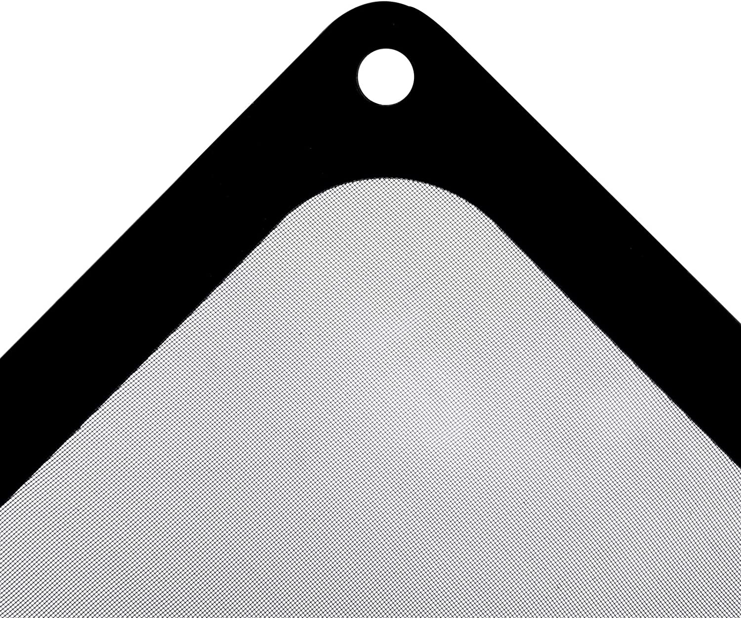 SilverStone Technology SST-FF143B-3Pk 140mm Ultra Fine Fan Filter with Magnet Cooling Compatible with Most 140mm Fans or Vents