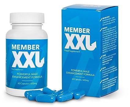✅MEMBER XXL prima potencia medicamentos & alargamiento del pene + ...