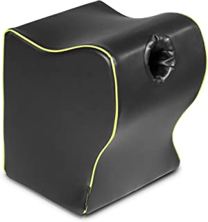 product image for Fleshlight Motion by Liberator Top Dog, Black Pleather