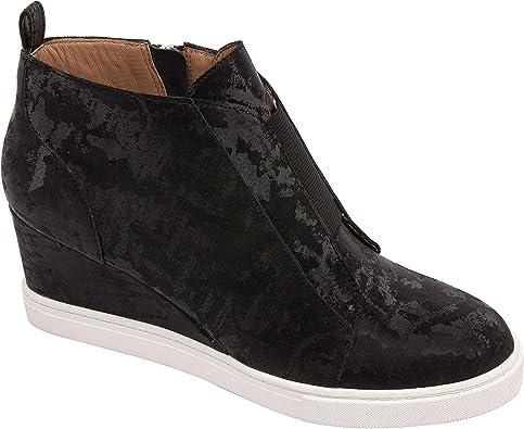 Original Platform Wedge Sneaker Bootie
