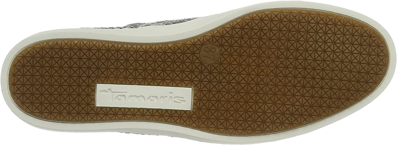 Tamaris 25200, Scarpe da Ginnastica Alte Donna Grigio Grey Comb 221