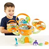 Octonauts Sea-Slimed Octopod Playset