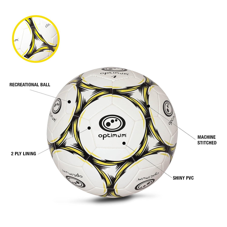 Fußball Optimum Classico Herren Fußball Größe 5