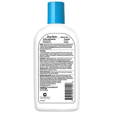 Blue Lizard Australian Sunscreen – Active Sunscreen SPF 30 Broad Spectrum UVA UVB Protection – 8.75 oz Bottle