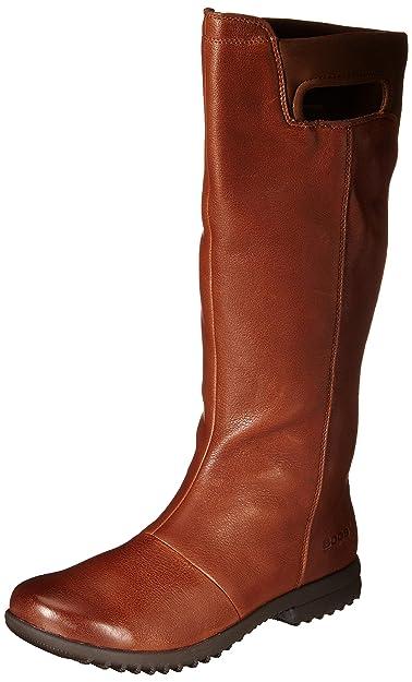 f8292148bd1 Bogs Women s Alexandria Wide Calf Waterproof Leather Rain Boot