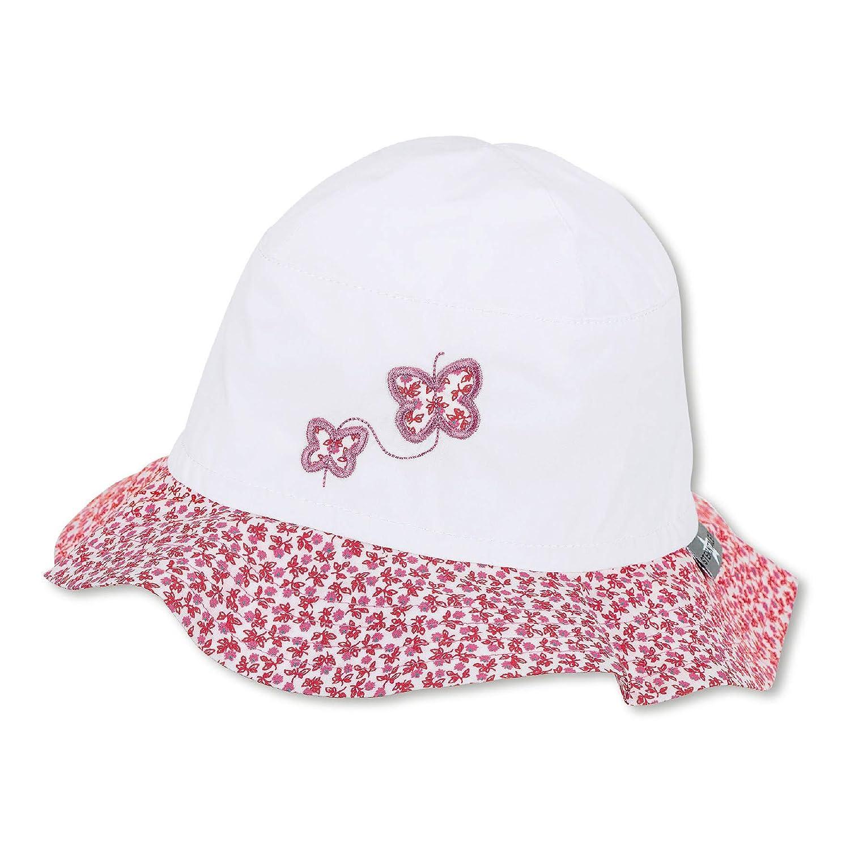 Sterntaler Baby-M/ädchen Peaked Cap M/ütze