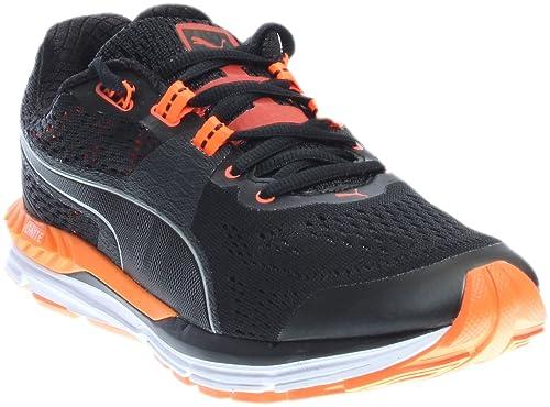 : Puma tenis de correr, con trenzas, corte bajo