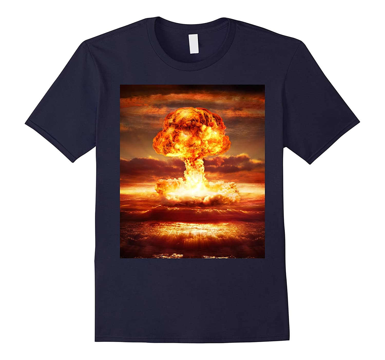 The Nuclear bomb T shirt-TH