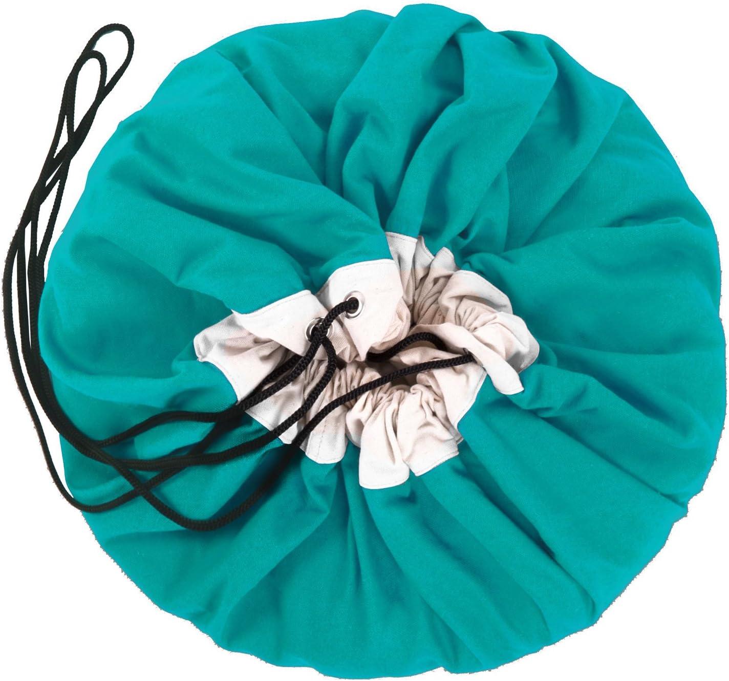 Diam/ètre 140 cm PlayGo Play/&Go/_5425038799545 Sac de Rangement Play/&Go Taille Unique Color-Turquoise Turquoise